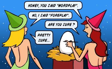 Honey, you said
