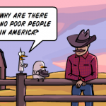 No country for poor men