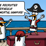 Vampires and Pirates