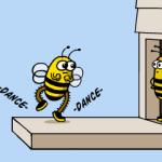 You should bee dancing