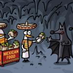 The burrito experiment