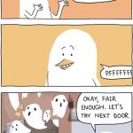 Owl Turd Guest Comic