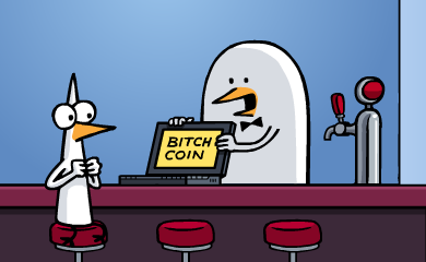 Bitch-coin.
