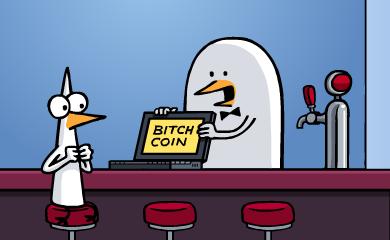 Bitch-coin.