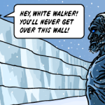 White walkers not allowed