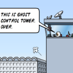 Control tower for ghosts