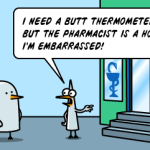 Cute Pharmacist