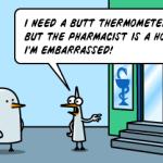 Cute Pharmacist