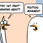 What does Alt-Right mean?