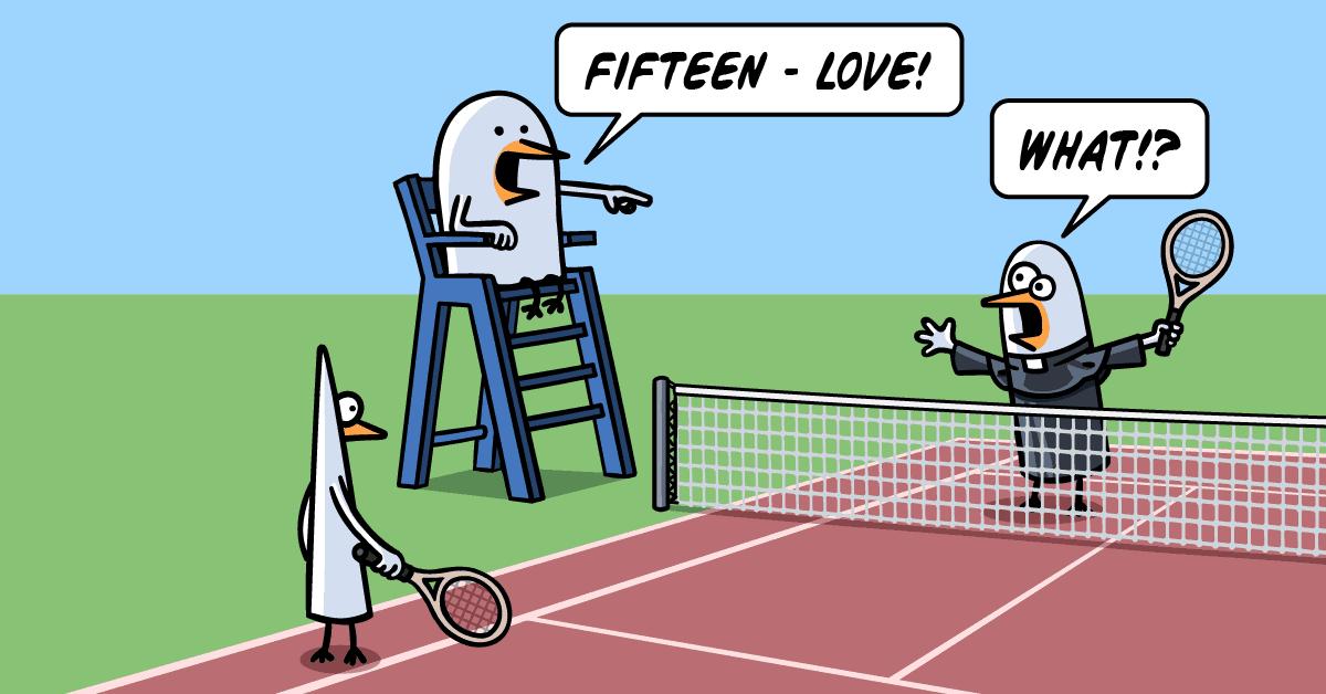 Fifteen – Love