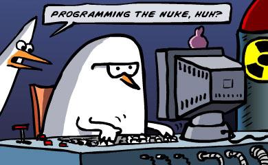 Programming the nuke, huh?