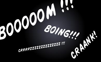 Boooom!