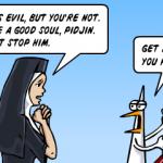 Monastic Body